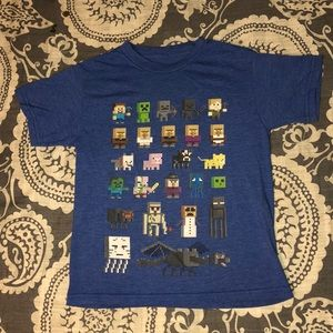 Minecraft Boys T-Shirt